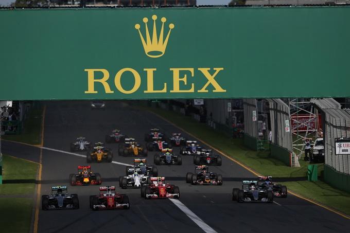 Calendario F1 2017: si inizia il 26 marzo in Australia
