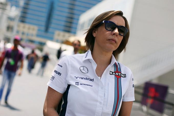 """Claire Williams: """"Bottas ha fatto un reset dopo i rumors sulla Ferrari"""""""