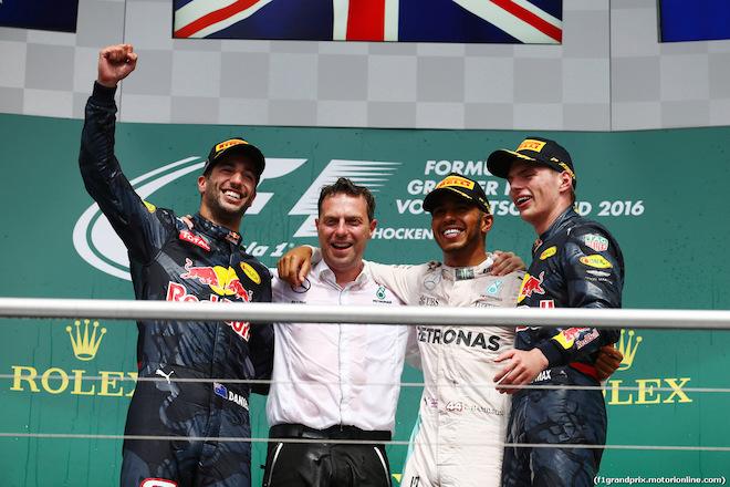 Le Pagelle del Gran Premio di Germania
