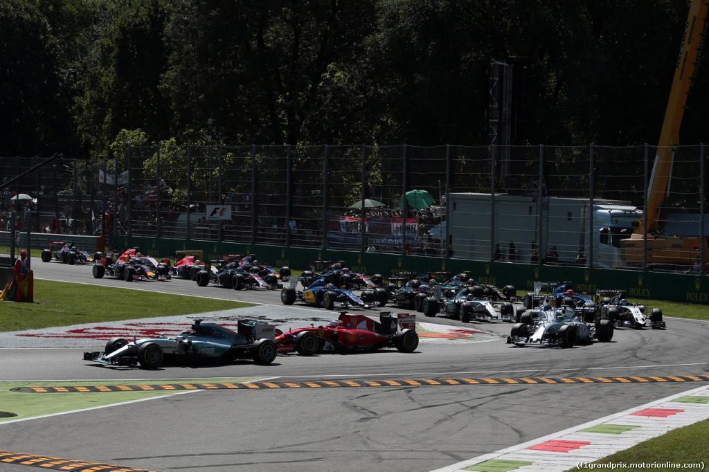 Gran Premio d'Italia 2016: Anteprima e Orari del Weekend