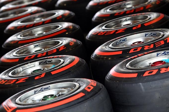 Pirelli: le mescole scelte dai piloti per il Gp del Belgio