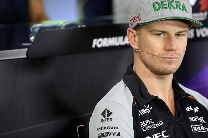 "Force India, Hulkenberg: ""Bisogna trovarsi nel posto giusto al momento giusto"""