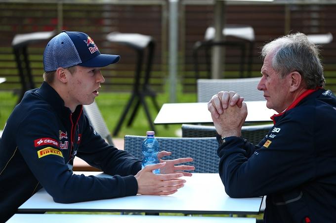 "Red Bull, Marko: ""Key e Kvyat resteranno con noi"""