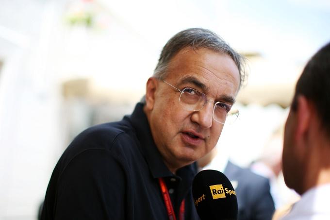"""Ferrari, Marchionne: """"Abbiamo l'obbligo di raggiungere gli obiettivi prefissati"""""""