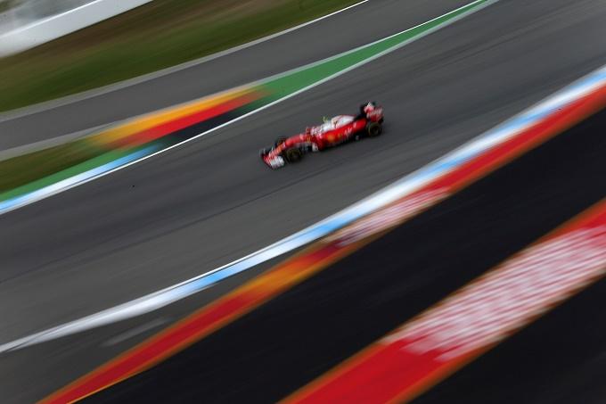 """Ferrari, Raikkonen sui track limits: """"20cm non cambiano nulla"""""""