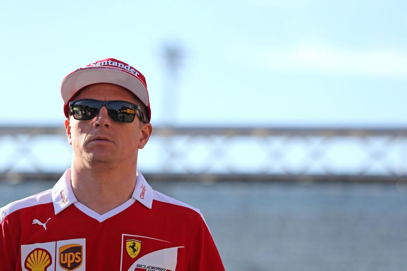 """Kimi Raikkonen: """"C'è ancora del lavoro da fare"""""""