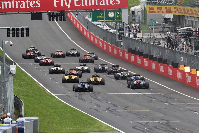 F1 2016: La stagione fino ad ora