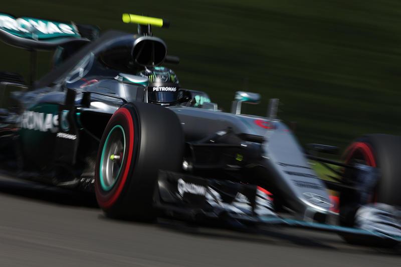 F1 GP Belgio, Qualifiche: Pole a Rosberg, in prima fila con Verstappen