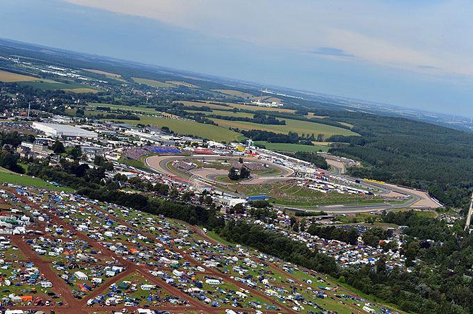GP Germania 2017: Smentita la possibilità Sachsenring