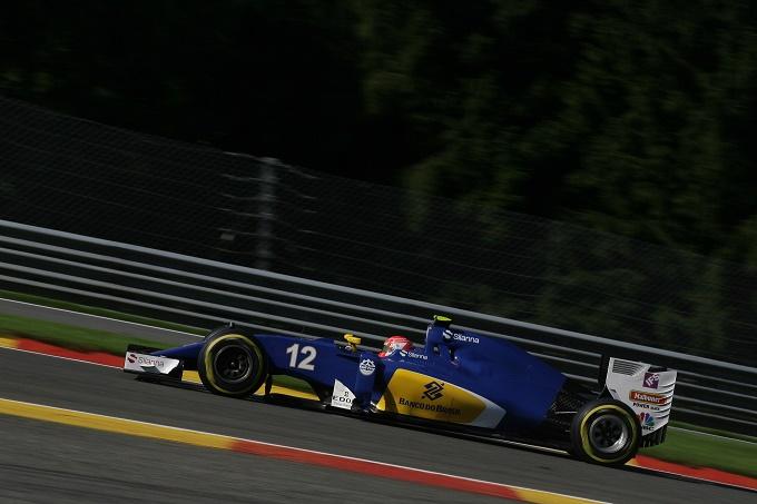 Gp del Belgio: Sauber concentrata sugli aggiornamenti