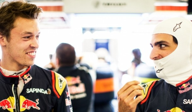 Sainz e Kvyat, futuro in Renault?