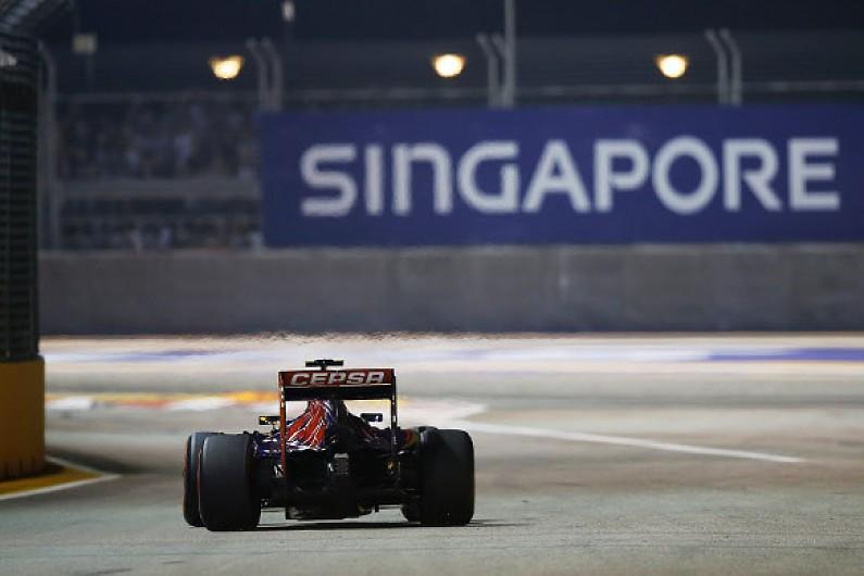 "Toro Rosso, Sainz: ""Singapore week-end positivo per l'intero team"""