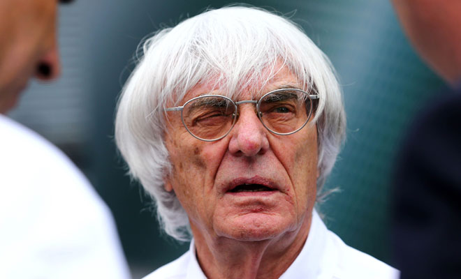 """Ecclestone: """"I paesi non vogliono spendere per la F1"""""""