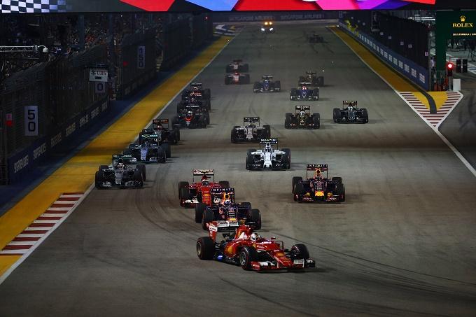 Il GP di Singapore secondo Brembo