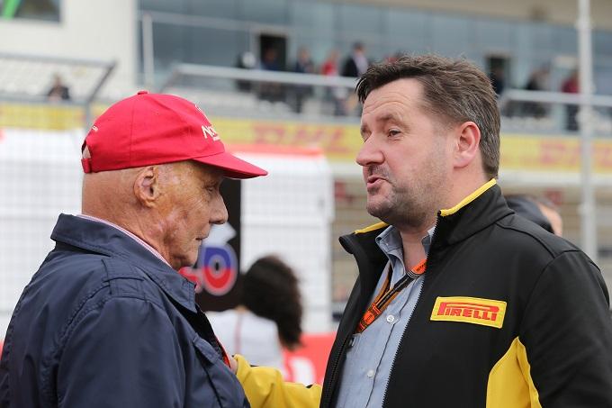 """Mercedes, Lauda appoggia Pirelli: """"Giusto svolgere i test pre-stagionali in Bahrain"""""""