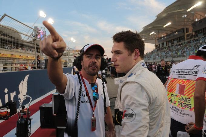 """McLaren, Alonso: """"Vandoorne? Dovrà imparare molte cose il prossimo anno"""""""