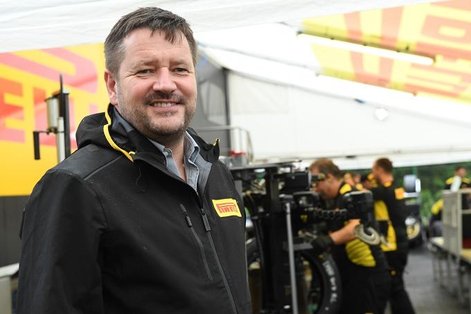 """Pirelli, Hembery: """"A Monza temperature più alte rispetto a Spa"""""""