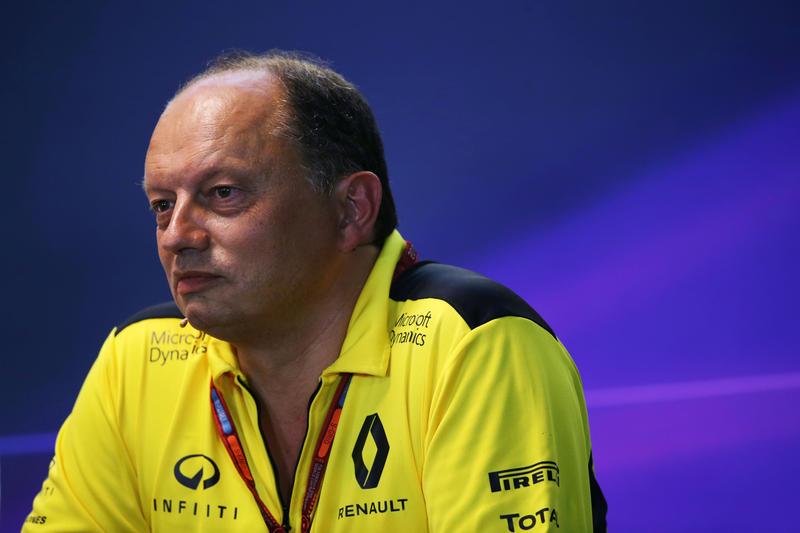 """Renault, Vasseur: """"Non abbiamo scadenze per la decisione sui piloti"""""""