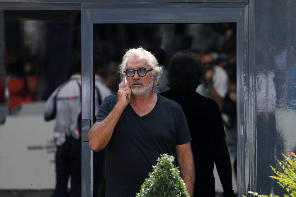"""Flavio Briatore: """"La Ferrari dovrebbe aprire una sede in Inghilterra"""""""