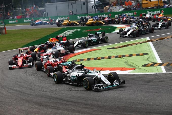 GP Italia 2016: 140mila appassionati all'Autodromo Nazionale Monza