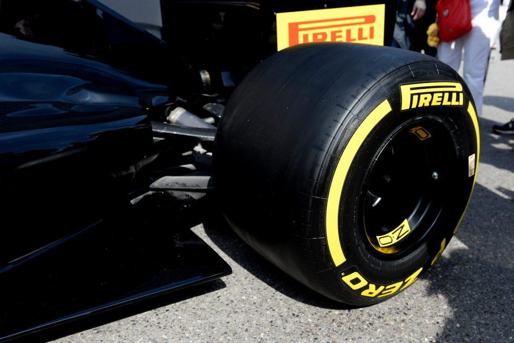 La FIA conferma che sarà Pirelli a scegliere le mescole per i primi cinque GP della stagione