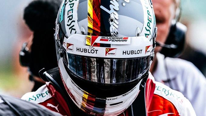 """Ferrari, Vettel: """"Possiamo fare una buona corsa"""""""