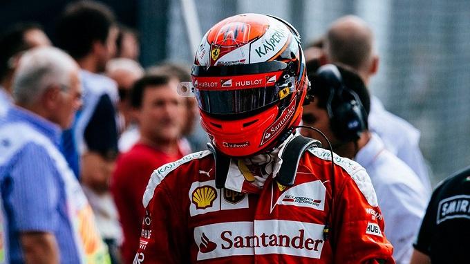 """Ferrari, Raikkonen: """"Possiamo essere contenti"""""""