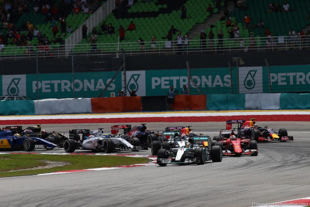 Gran Premio della Malesia 2016: Anteprima e Orari del Weekend