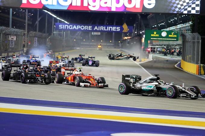 Approvato il calendario della stagione 2017 di Formula 1