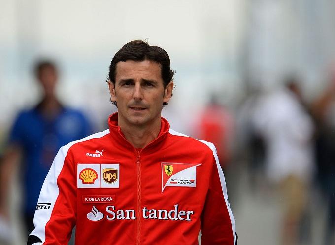 """De La Rosa: """"Sainz non ha nulla da invidiare a Verstappen"""""""