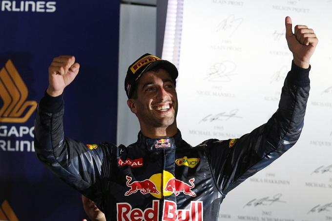 """Gp Malesia, Ricciardo: """"Spero sempre di poter vincere"""""""