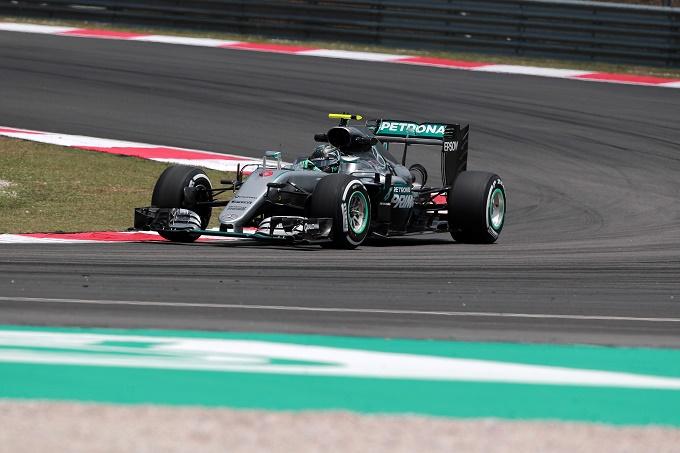 """Gp Malesia, Rosberg: """"I cambiamenti alla pista dovrebbero favorire i sorpassi"""""""