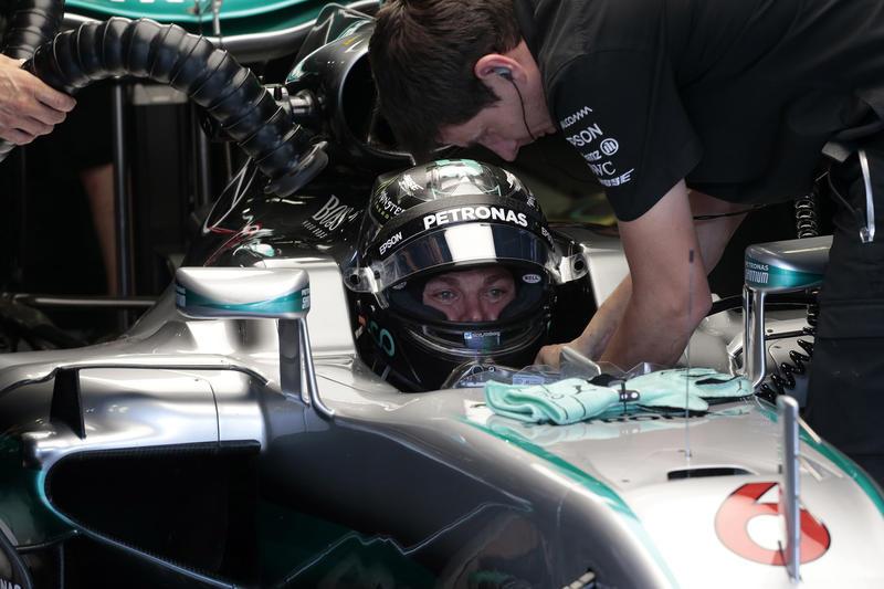 """Nico Rosberg: """"Italia un posto speciale, sarebbe bello ottenere un grande risultato"""""""