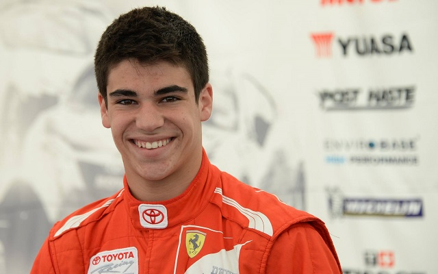 Stroll si dice pronto al debutto in F1
