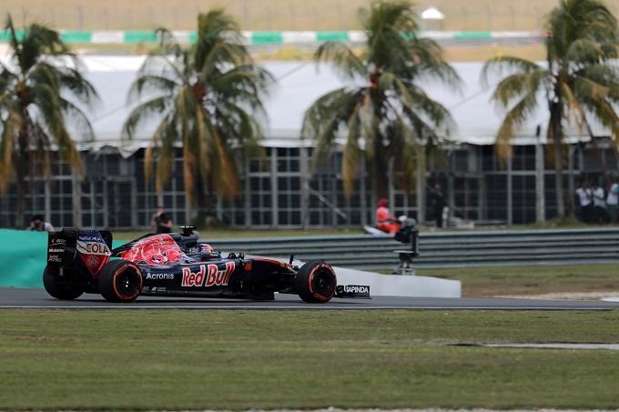 Gp Malesia, Libere produttive per la Toro Rosso