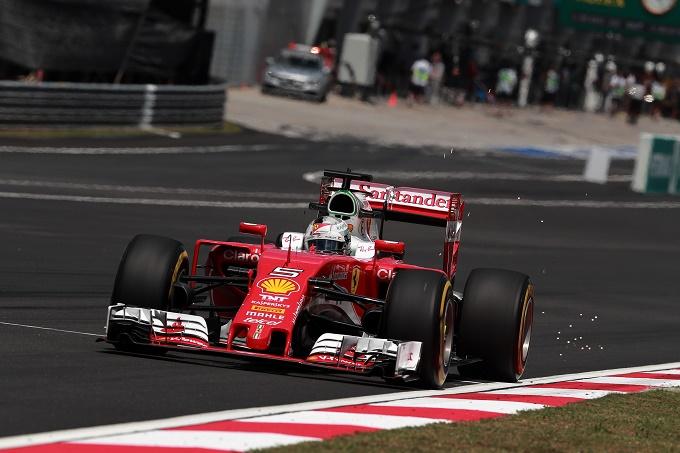 """Gp Malesia, Vettel: """"Il passo non è male"""""""