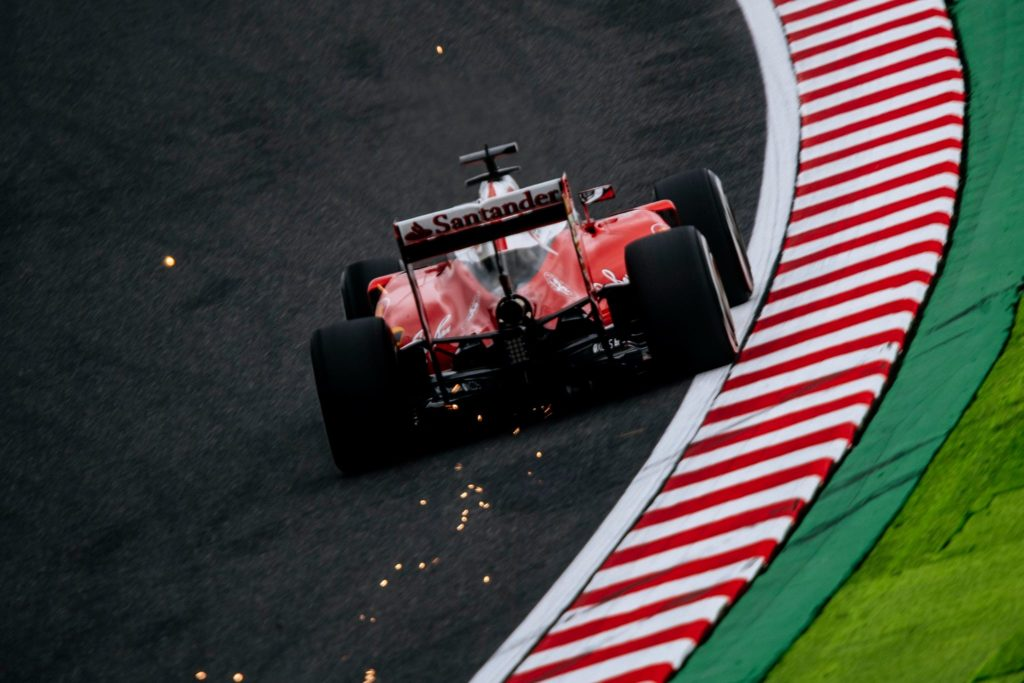 Flash Suzuka: Ferrari in ansia per il cambio di Raikkonen