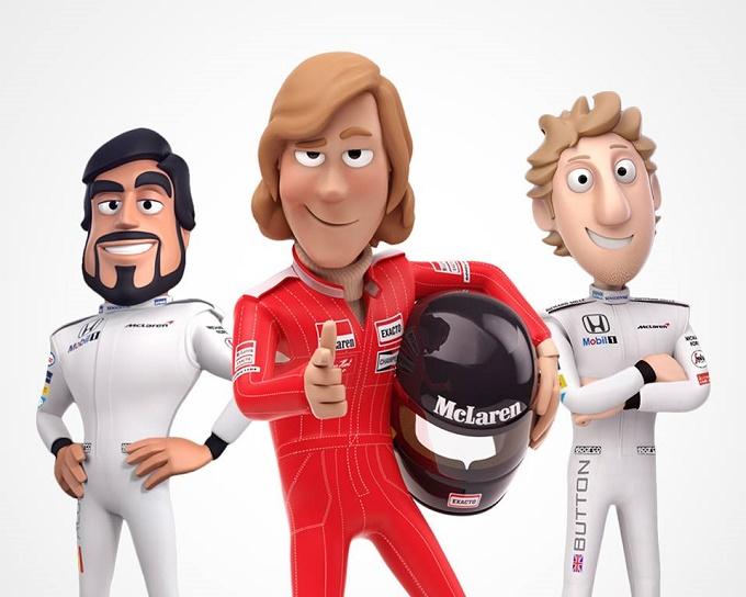 La McLaren ricorda il titolo conquistato da James Hunt