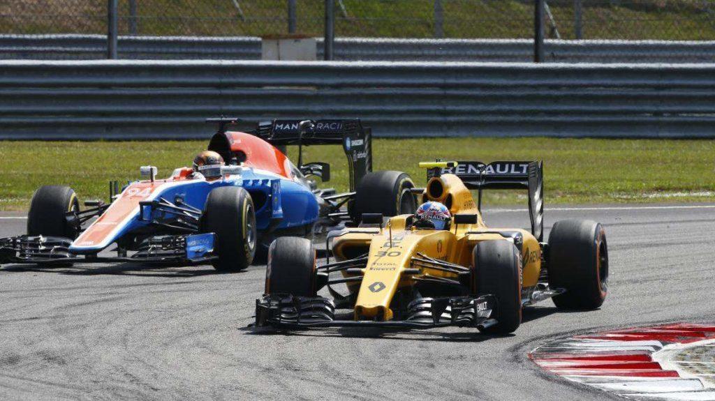 """Renault, Palmer: """"Sono felicissimo per il mio primo punto"""""""