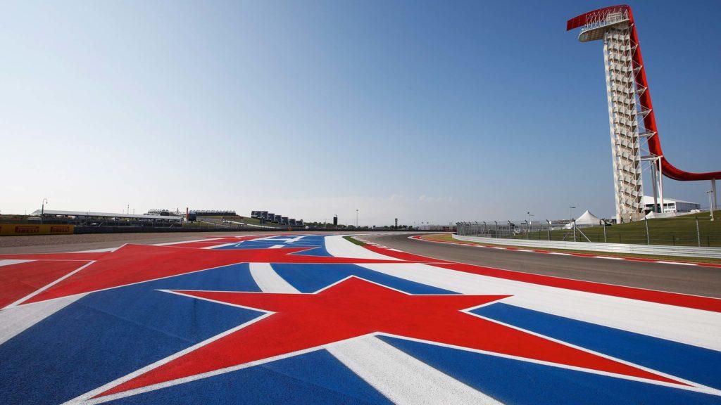 Doppia zona DRS per il Gran Premio degli Stati Uniti