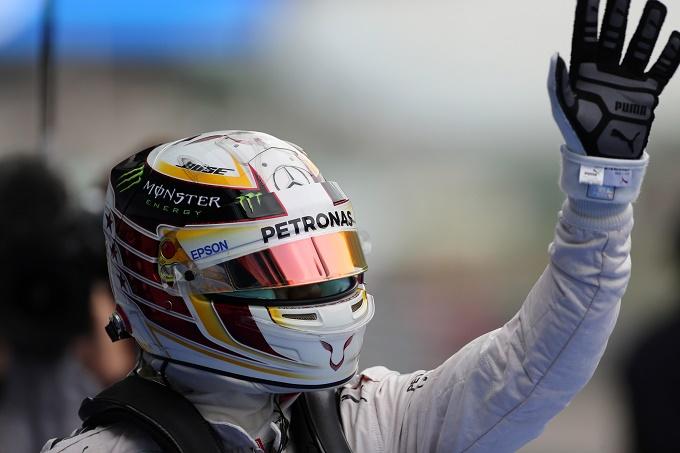 """Mercedes, Hamilton: """"La gara di Sepang rappresenta il passato, ora testa a Suzuka"""""""