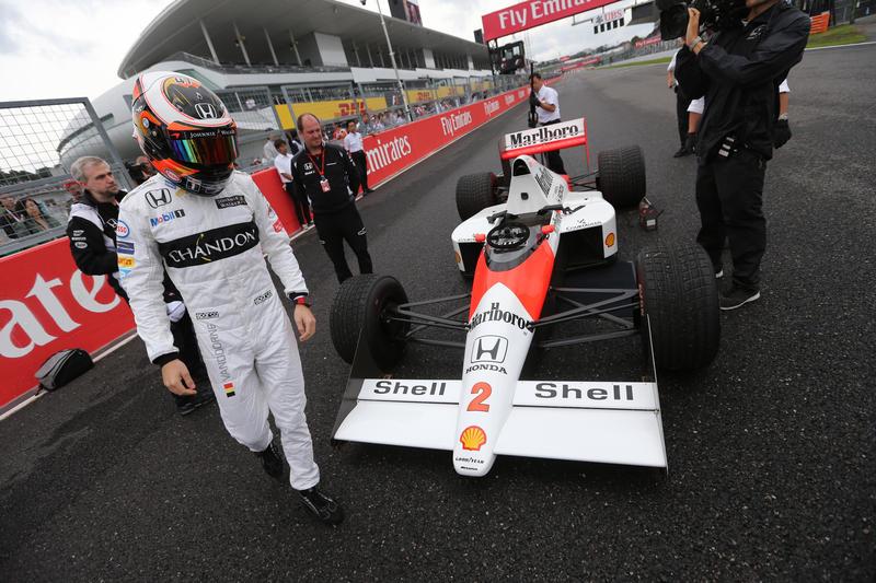 McLaren, Vandoorne non teme la sfida interna con Alonso