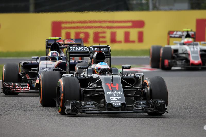 """La McLaren crolla in casa della Honda, Alonso: """"Siamo stati anonimi"""""""