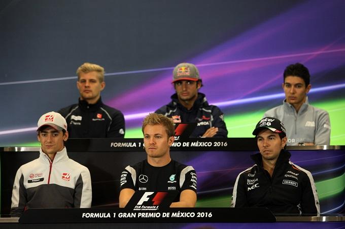 """GP Messico, Perez e Gutierrez in coro: """"L'affetto del pubblico è fantastico"""""""