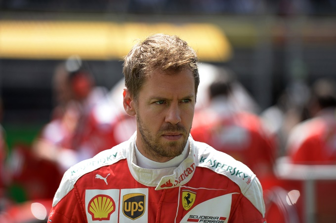 """Sebastian Vettel eletto """"Driver of the Day"""" del GP del Messico"""