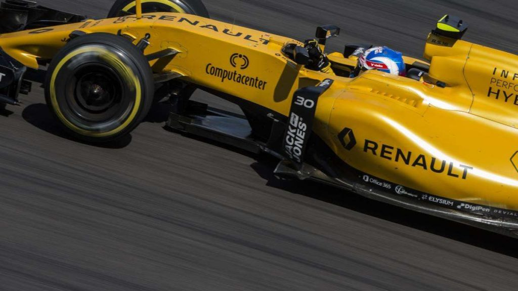 "Renault, Magnussen: ""È stata un'ottima qualifica"""