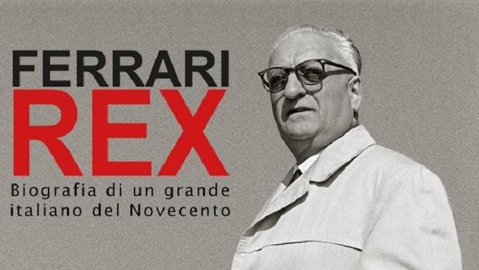 Il mito di Enzo Ferrari rivive nel libro di Luca Dal Monte