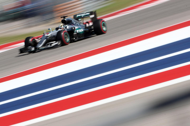 F1 GP Stati Uniti, Qualifiche: Pole da record per Lewis Hamilton