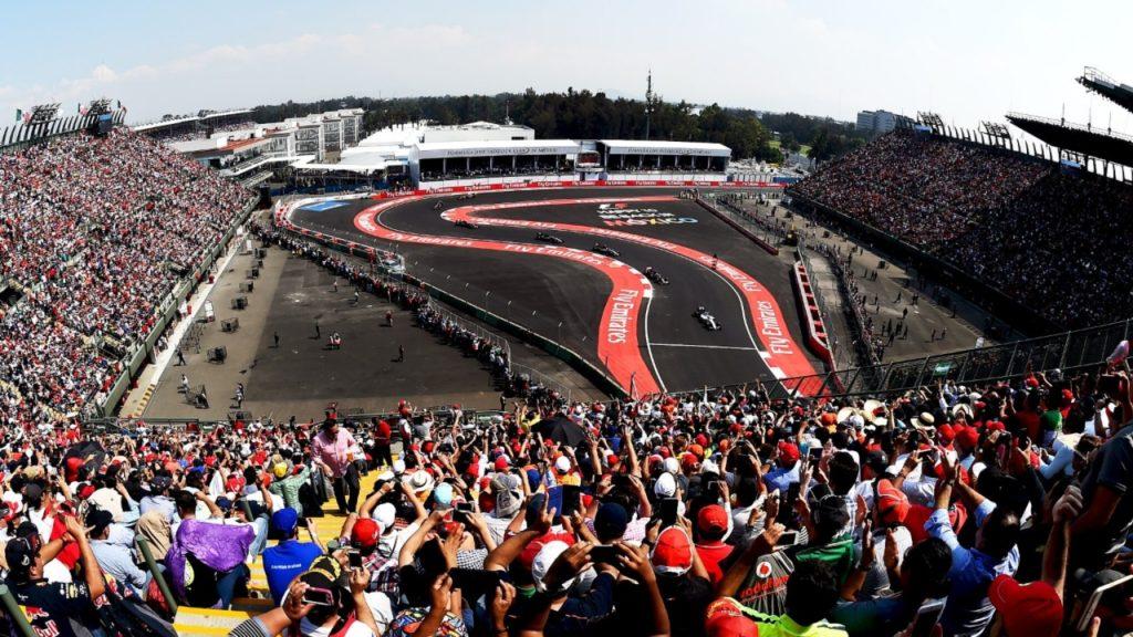 Doppia zona DRS per il Gran Premio del Messico