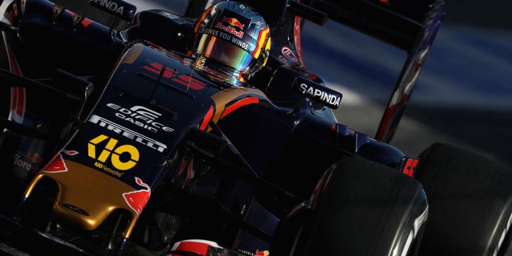 Toro Rosso annuncia una partnership con Kio Networks per il GP del Messico